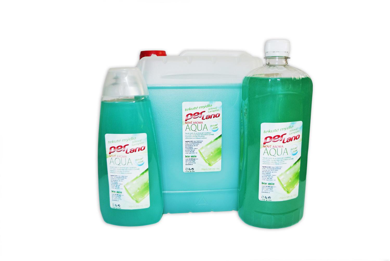 Tekuté mýdlo Aqua
