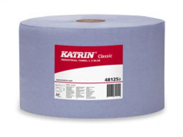 Papírová utěrka KATRIN CLASSIC L 3