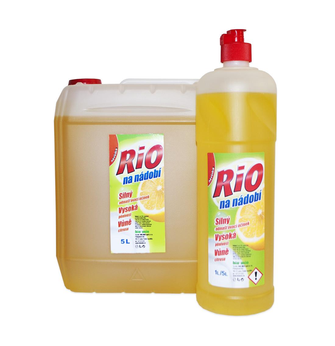 Rio na nádobí