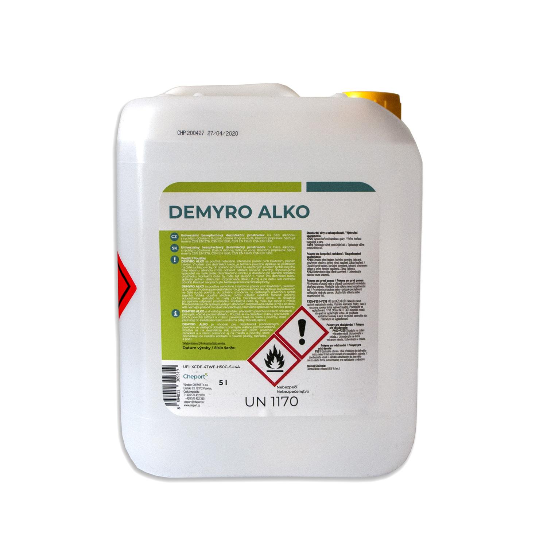 Demyro Alko